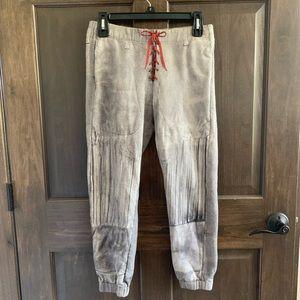 Rag and Bone jean crop sweatpants
